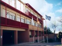 Exterior desde el colegio público de Cuarte.
