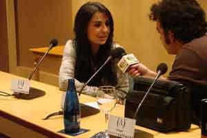 Entrevista a Nerea Riesco.