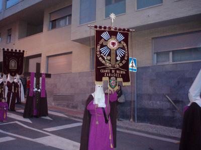 Semana Santa 2010 en Cuarte de Huerva.
