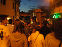 Fiestas del Rosario en Cuarte de Huerva.