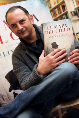 Entrevista al escritor Féix J.Palma.